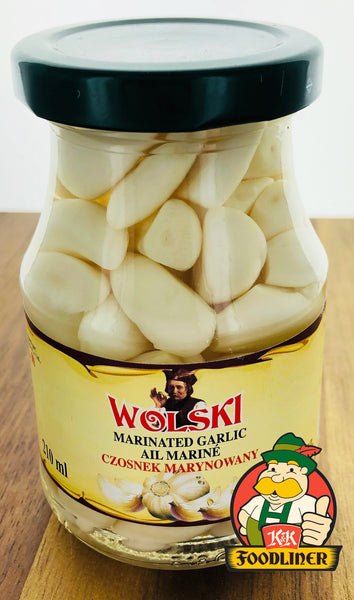 WOLSKI Marinated Garlic