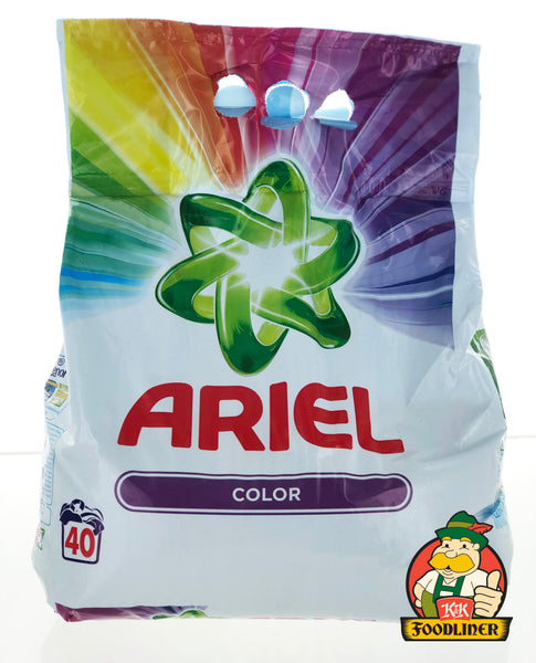 ARIEL Powder Detergent (Multiple Varieties)