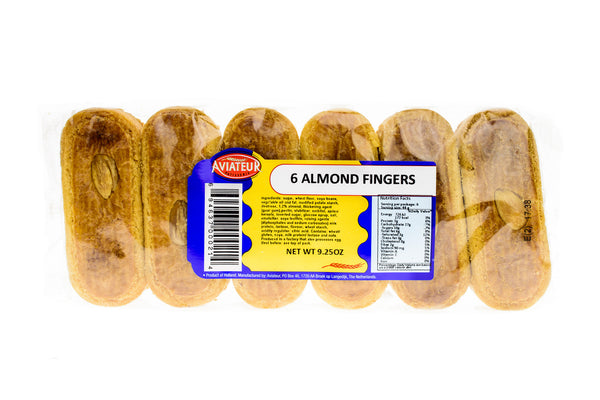 AVIATEUR Almond Fingers