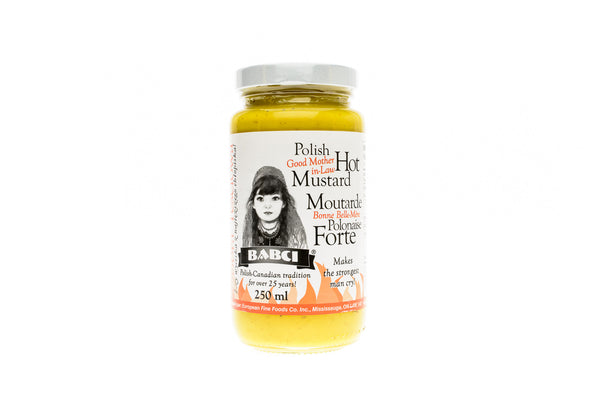 BABCI Hot Mustard