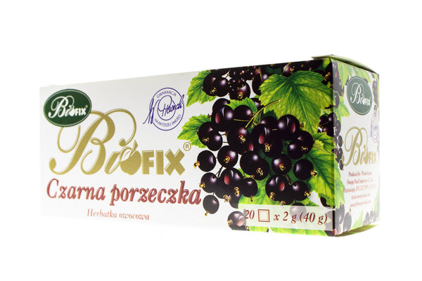 BIOFIX Tea Blackcurrant