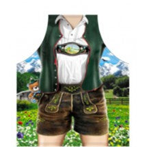 APRON Bavarian Boy (kids)