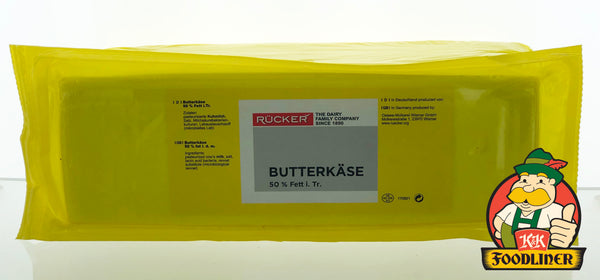 BUTTERKASE (German Butter cheese)