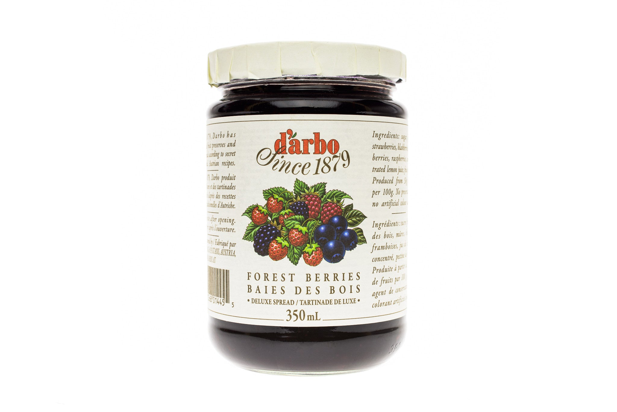 D'ARBO Spread Forest Berries
