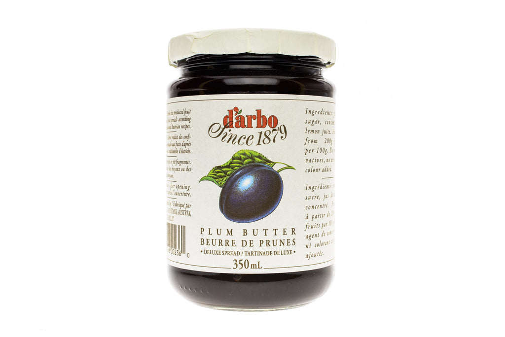 D'ARBO Spread Plum Butter