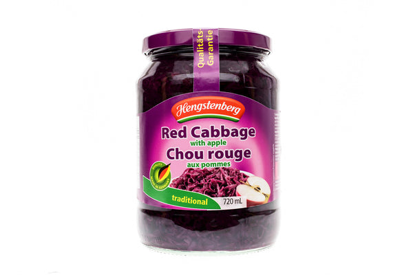 HENGSTENBERG Red Cabbage w/Apple