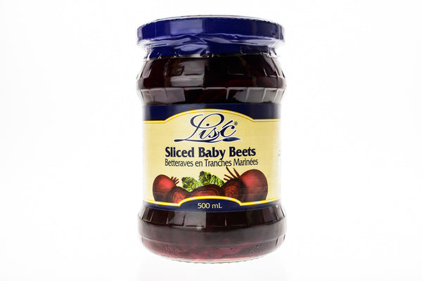 LISC Sliced Baby Beets