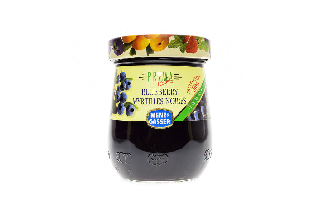 MENZ & GASSER Fruit Spread Blueberry