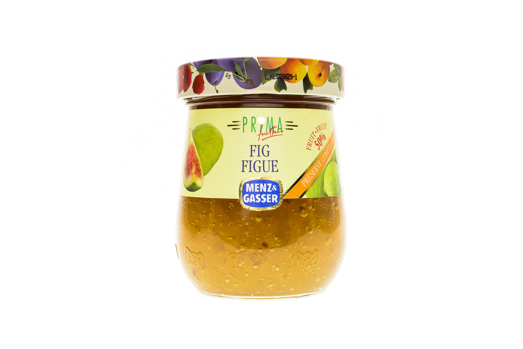 MENZ & GASSER Fruit Spread Fig