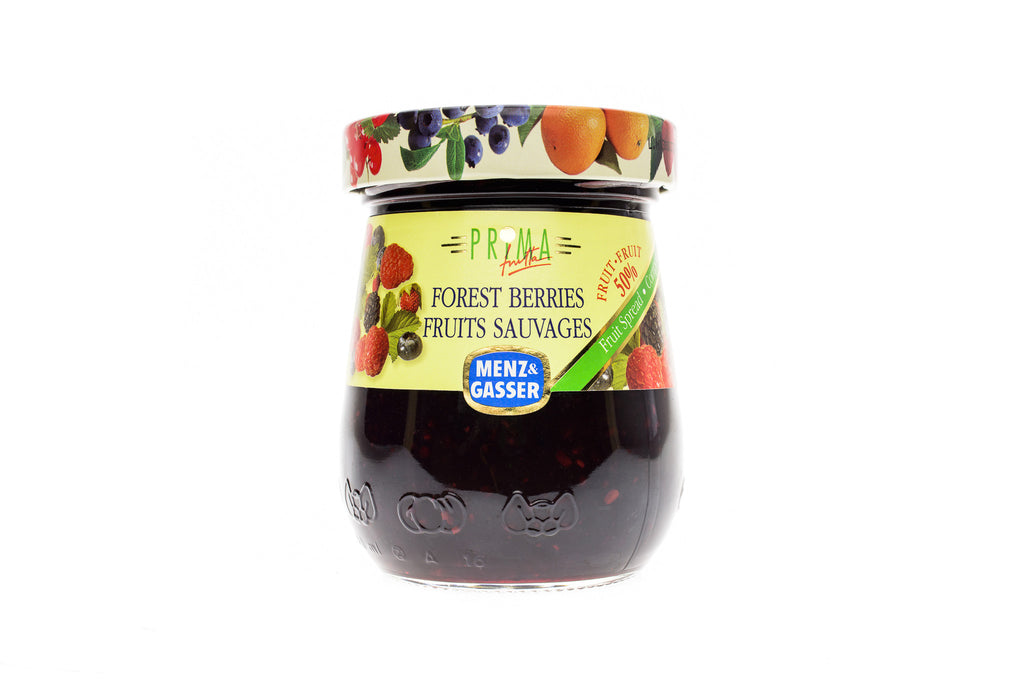 MENZ & GASSER Fruit Spread Forest Berries