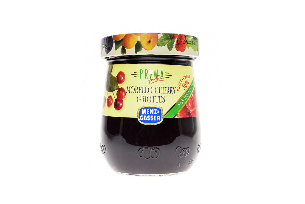 MENZ & GASSER Fruit Spread Morello Cherry