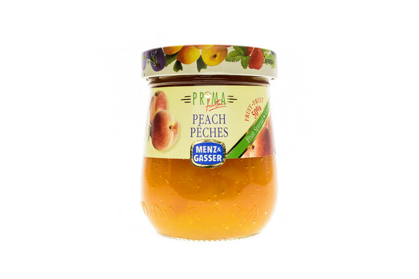 MENZ & GASSER Fruit Spread Peach