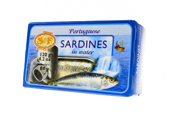 S&F Portuguese Sardines in Water