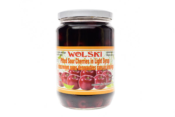 WOLSKI Pitted Sour Cherries