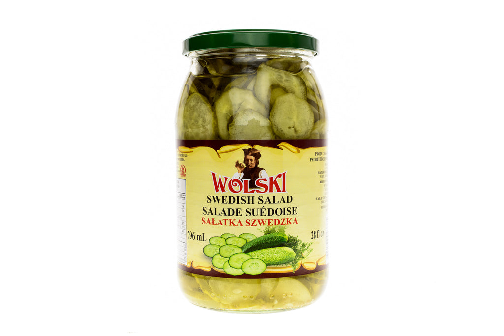 WOLSKI Salad Swedish