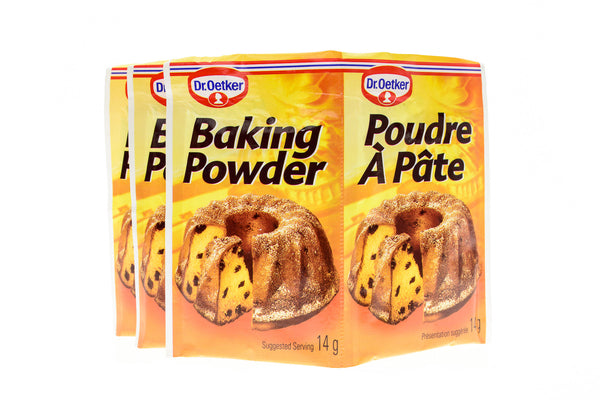 DR. OETKER Baking Powder 6pk