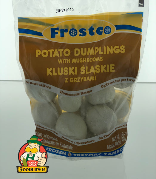 Frostco Dumplings (Multiple Varieties)