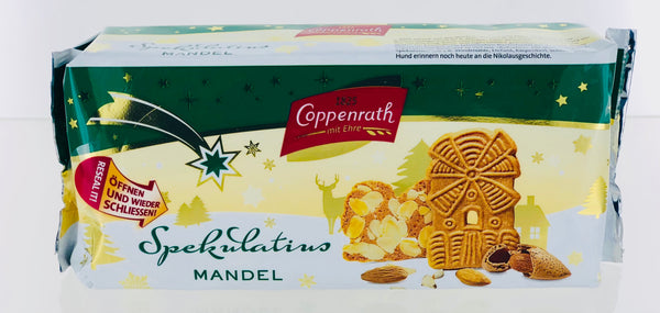 COPPENRATH Spekulatins Almond