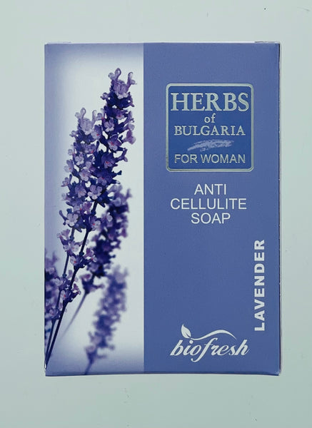 Herbs of Bulgaria  Anti Cellulite Soap