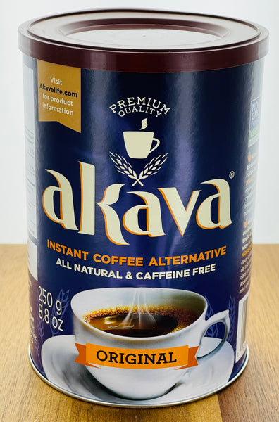 Akava Instant Coffee Alternative