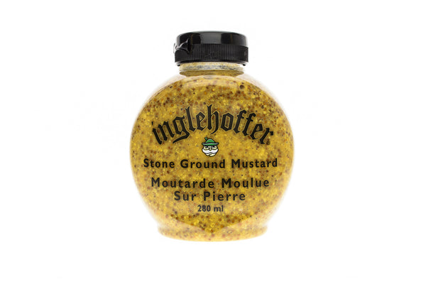 INGLEHOFFER Stone Ground Mustard