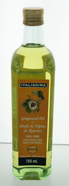 Italissima Grapeseed Oil