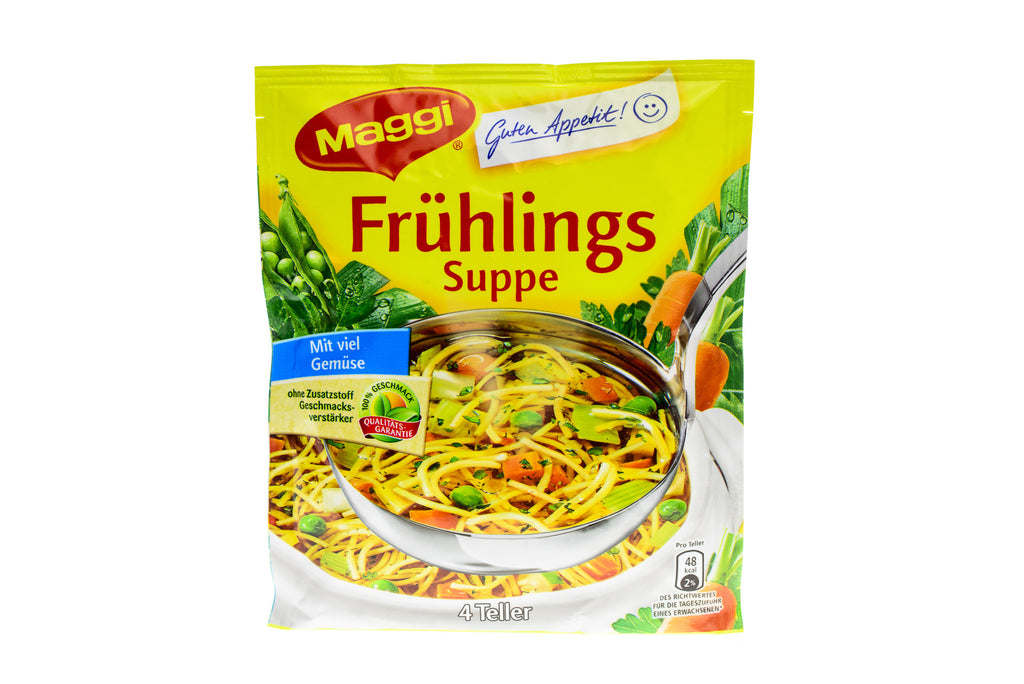 MAGGI Suppe Frühlings