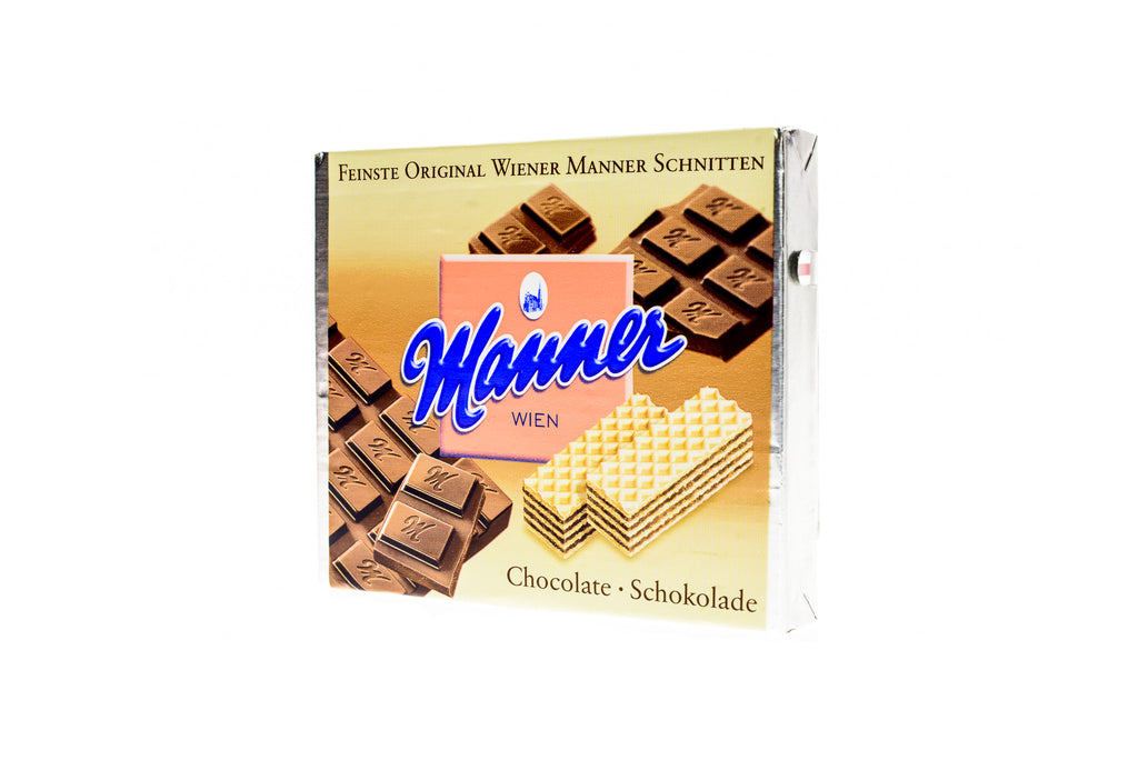 MANNER SQ Wafer Chocolate