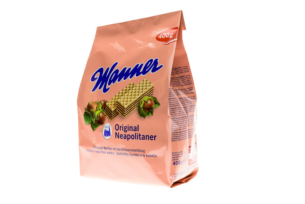 MANNER Original Neapolitaner Wafers