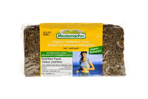 MESTEMACHER Organic Sunflowerseed