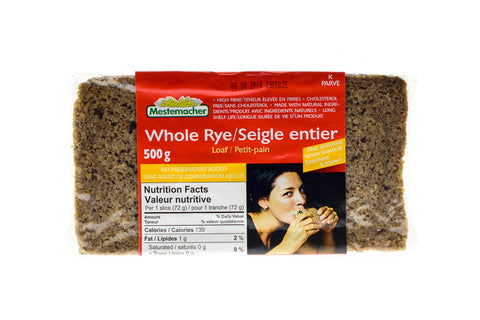MESTEMACHER Whole Rye