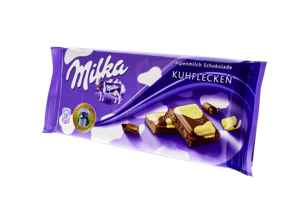 MILKA Kuhflecken (Happy Cow)