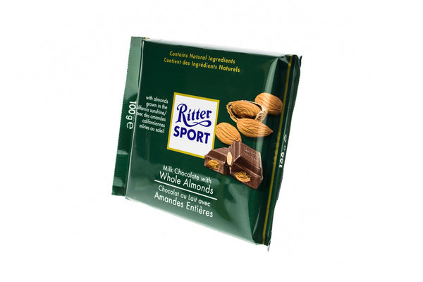 RITTER SPORT NS  Whole Almonds