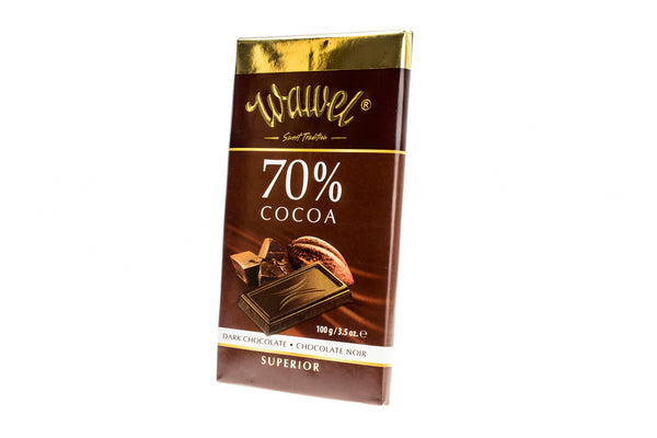 WAWEL Dark Chocolate 70% Cocoa