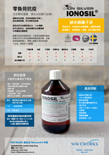 Load image into Gallery viewer, Ionosil Electro Colloidal Silver - Disinfectant spray 500ml