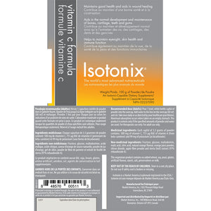Isotonix® Vitamin C Powder Drink - Single Bottle (90 Servings)