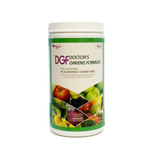 Load image into Gallery viewer, Doctor's Greens Formula- Fruit & Vegetable Powdered Drink Mix