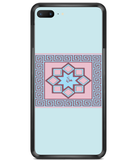Premium Hard Phone Cases Delphi baby pink and blue