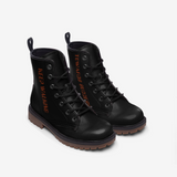 Unisex Casual Leather Lightweight boots MT - KEEP WALKING TOWARDS SUCCESS