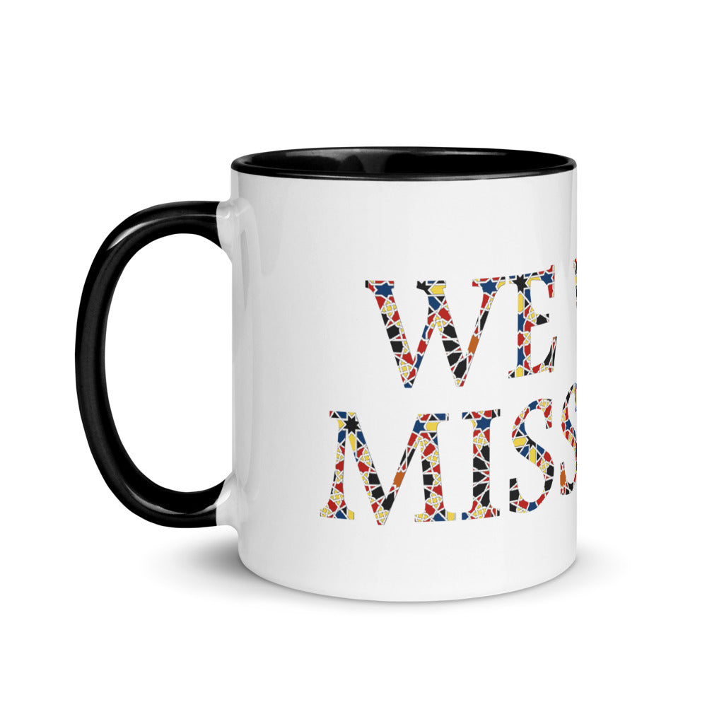 Mug - WE WILL MISS YOU