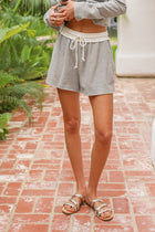 Texture Terry Shorts