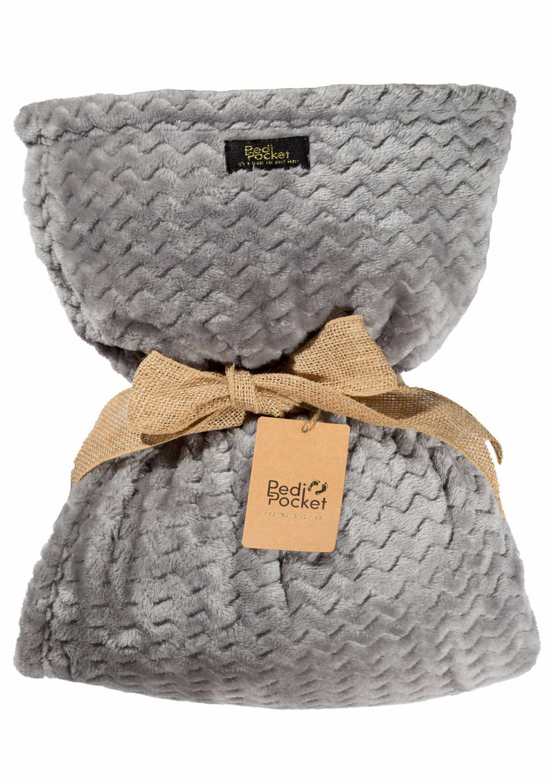 PediPocket Blanket - Pleasingly Plaid