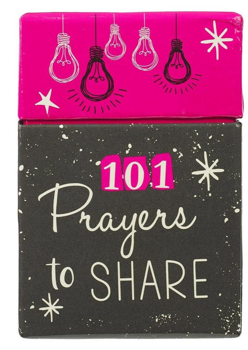 Box of Blessings - 101 prayers to share