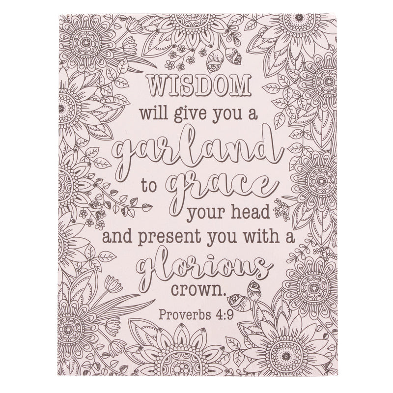 Proverbs In Color - Coloring Cards