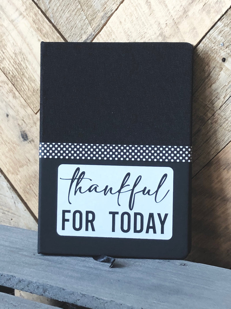 "The ""My 5"" Gratitude Journal"