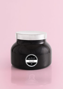 Capri Blue - Volcano Black 19 oz. Jar