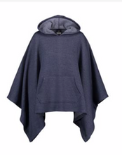 Load image into Gallery viewer, Fleece Poncho