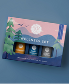 Wellness Essential Oil Set