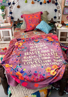 Tapestry Blanket - Always Braver
