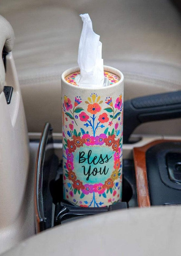 Car Tissues - Bless You